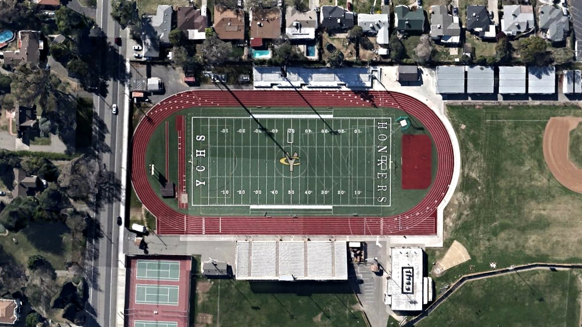 Yuba City Highschool Stadium arial.jpg