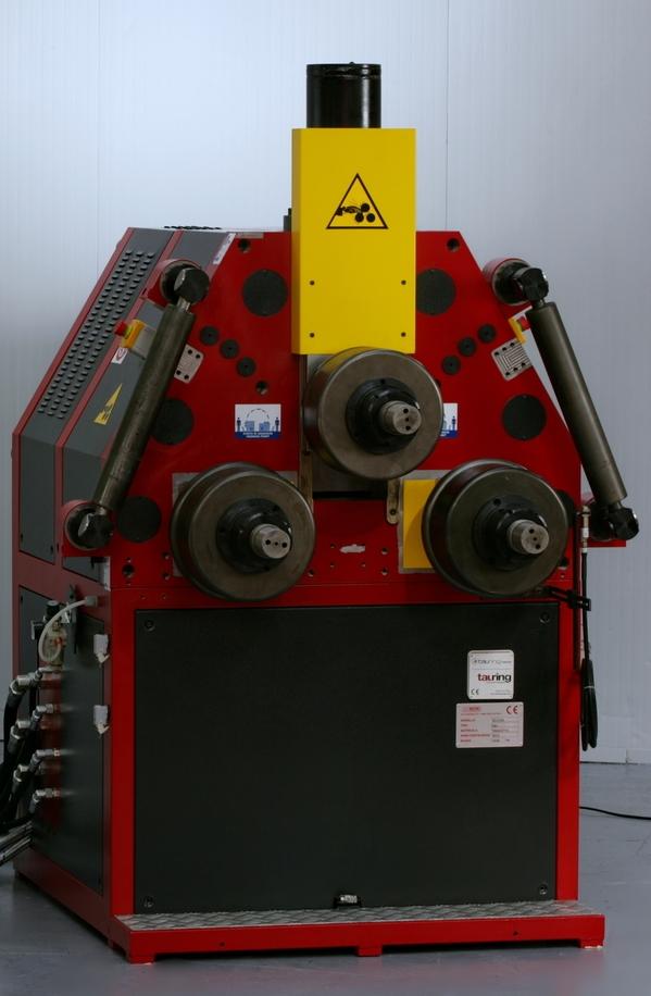 hydraulic-machinery- machine-bender