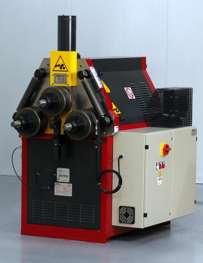 Roll-Bending-Hydraulic-Machine