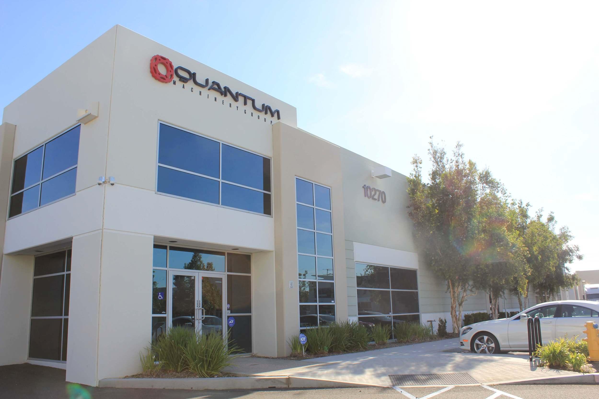 quantum headquarters building