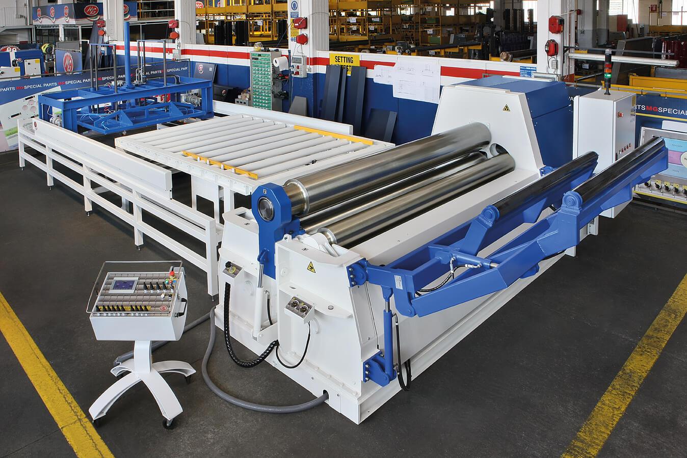 plate bending factory