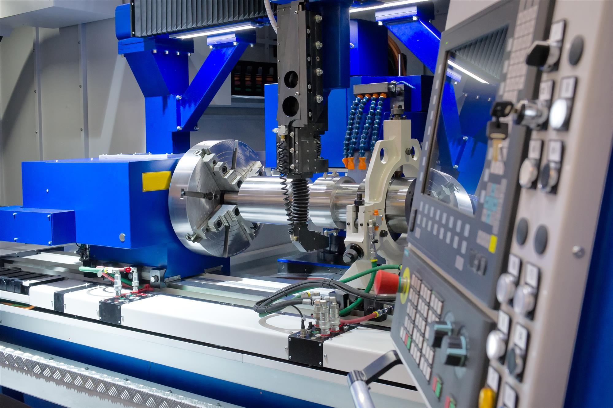 Shop Floor Automation