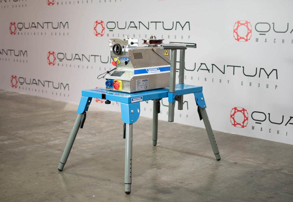 BM34-SP Mackma Non Mandrel Tube & Pipe Bender — Quantum Machinery Group
