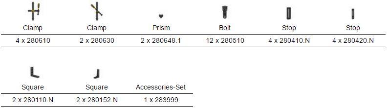 System 28 Welding Tables - Set #1