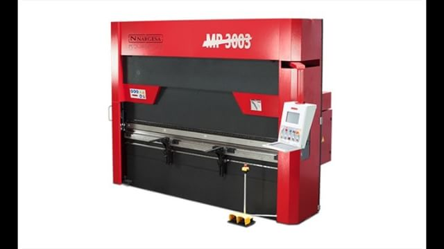 "Have you been yearning for a high-quality, european Press Brake at a ""fair"" price? Introducing our MP Series' Model: MP3003CNC Press Brake that starts at only $62,995!! This unit is a 10 Foot x 140 Ton CNC Hydraulic Press Brake, backed by a 3-year warranty! Call our team at (909)476-8007 or email us at Sales@QuantumMachinery.com to order your Quantum Nargesa Press Brake today. . . TECHNICAL FEATURES: - Inner folding length: 106.29"" / 8'-10"" - Hydraulic Power: 140 Tons - Total folding length: 123"" / 10'-3"" - Punch working speed: 0.26""/s. - Return speed of the punch: 1.70""/s. - Lowering speed of the punch: 1.0""/s. - Maximum punch displacement: 6.29"" - Back gauge displacement: 23.6"" - Neck: 12.59"" - Motor power: 9.5 KW / 12 HP. - Three phase power: 230V or 480V (Customer's Choice) - Dimensions: 147"" x 64"" x 110"" - Weight: 20,100 lbs. - The machine is delivered completely assembled. - Visit www.QuantumMachinery.com for more information on this unit. . . The #QUANTUM #NARGESA Hydraulic #PressBrake MP3003 takes sheet metalworking to a completely new level, offering #outstanding #efficiency and #precision. With a chassis of #welded, stabilized and machined steel, external design featuring stripped-down lines for a solid appearance, and improved structural calculations, these new hydraulic press brakes set themselves up as the new cornerstone for the sheet #metalwork #industry. Fitted with high-specification #CNC #control, the operation of these complex machines is now easier and more intuitive than ever before. It's color, high-resolution #touchscreen #graphics interface and powerful CPU enable the most complicated bending operations to be processed effortlessly and sophisticated algorithms to be calculated in mere microseconds, so you get the highest #performance out of these pieces of #engineering excellence. . . #quantummachinery #quantumnation #amazing #instagood #art #photo #design #machinery #machine #inspiration"
