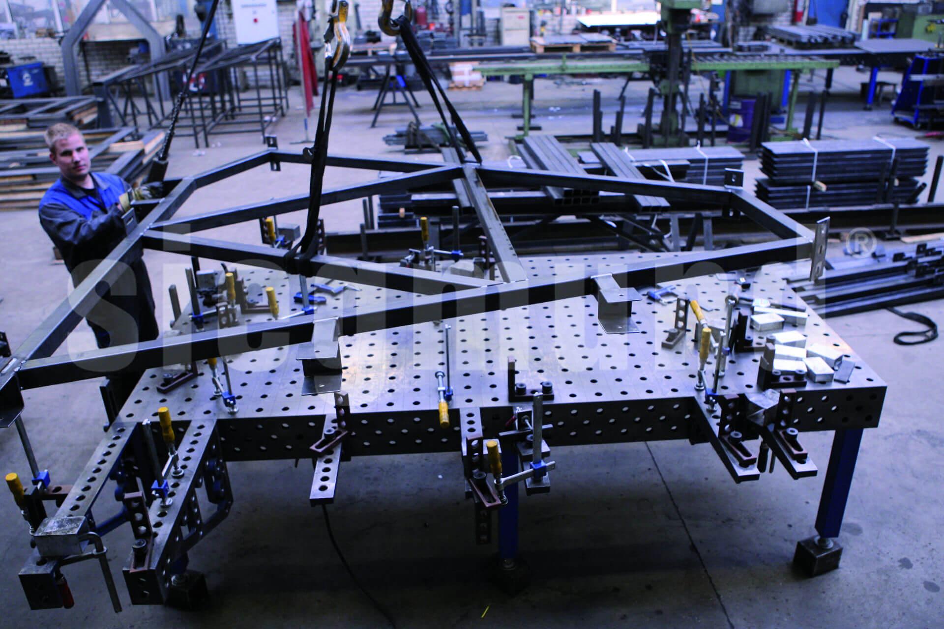 Steel Construction Engineering