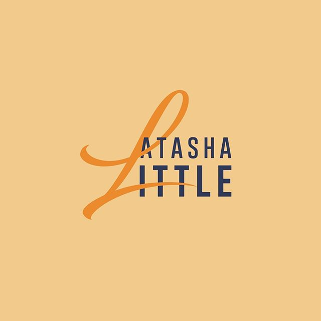 There is no better brand name than your name! This little cutie was rejected by our client but we love how the capital letter L interacts with the other letters in her name. We can't wait to hate the final concepts with you!