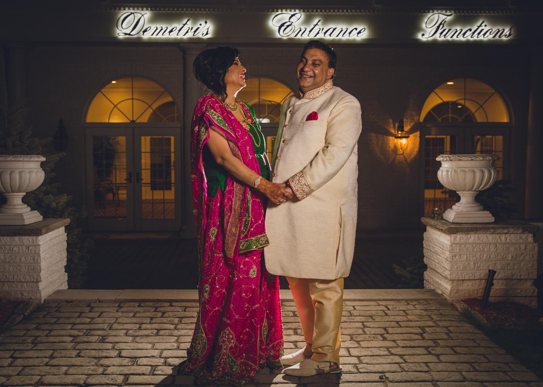 Seema - Raju's 25th Anniversary