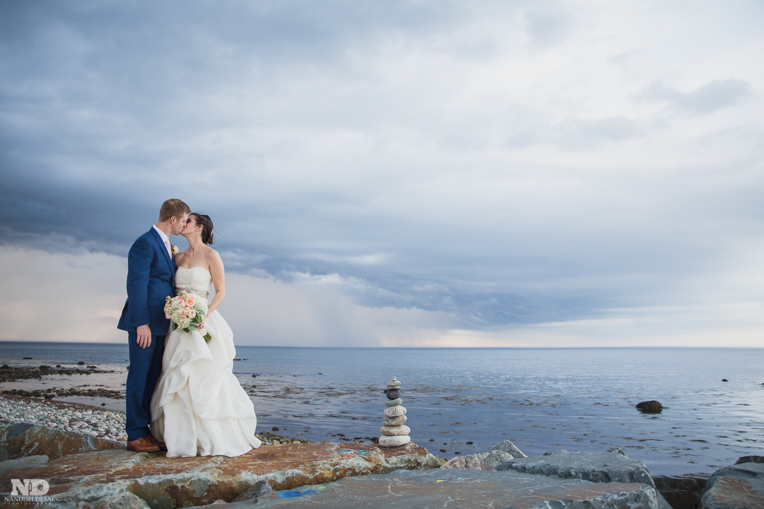 Stephanie + Matt - Scituate, MA