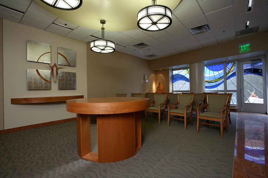 Holy Cross Chapel , 2007 Saint Alphonsus Regional Medical Center, Boise, Idaho