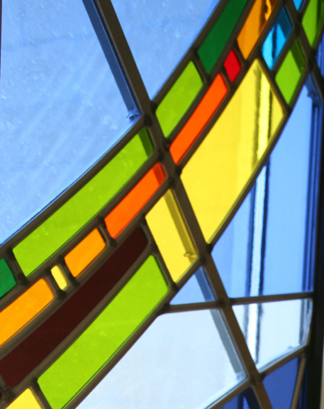 Holy Cross Chapel (detail) , 2007 Saint Alphonsus Regional Medical Center, Boise, Idaho