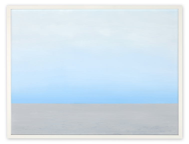 "La Pacifica , 2015 Oil on canvas, 36"" x 48""  Available"