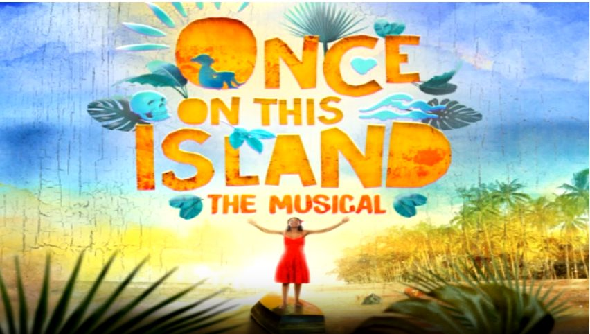 THE FIRST NATIONAL BROADWAY TOUR BEGINNING IN KENTUCKY!!!!   https://www.onceonthisisland.com  - TICKET AND TOUR INFORMATION HERE