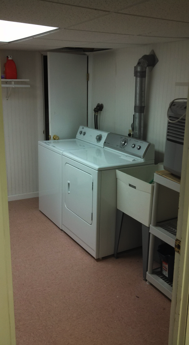 Laundry Room- Before