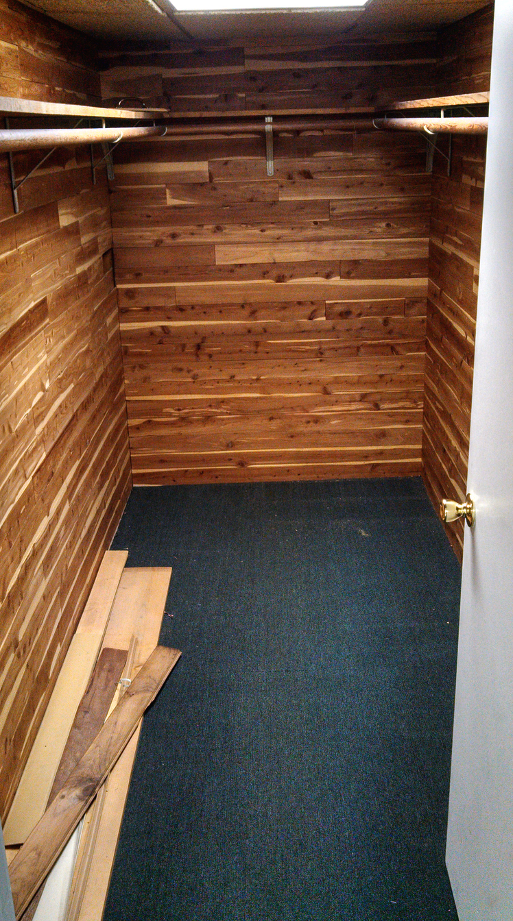 Closet- Before