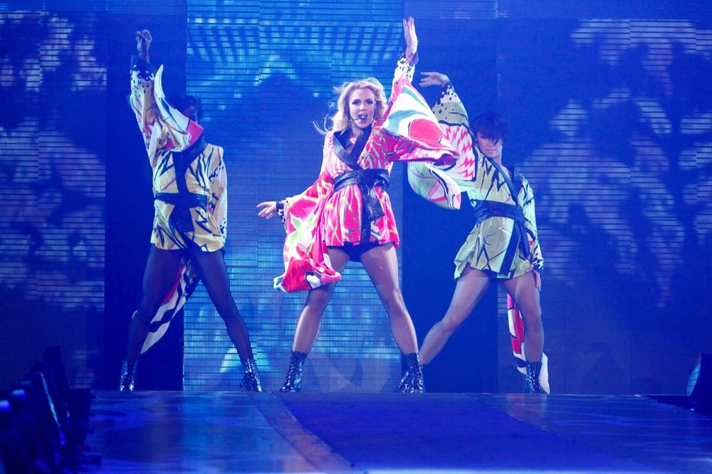 "Britney Spears ""Femme Fatale"" tour 2011"