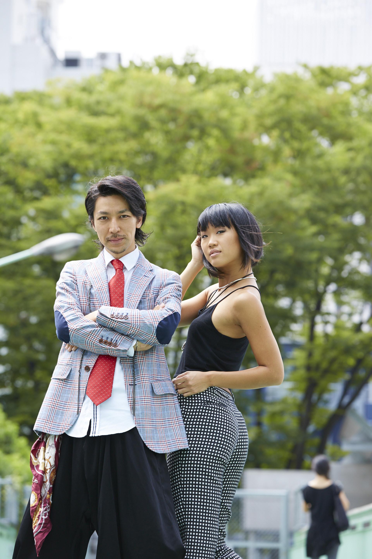 Japanese Article with Takahiro