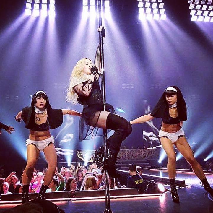 Madonna Rebel Heart World Tour