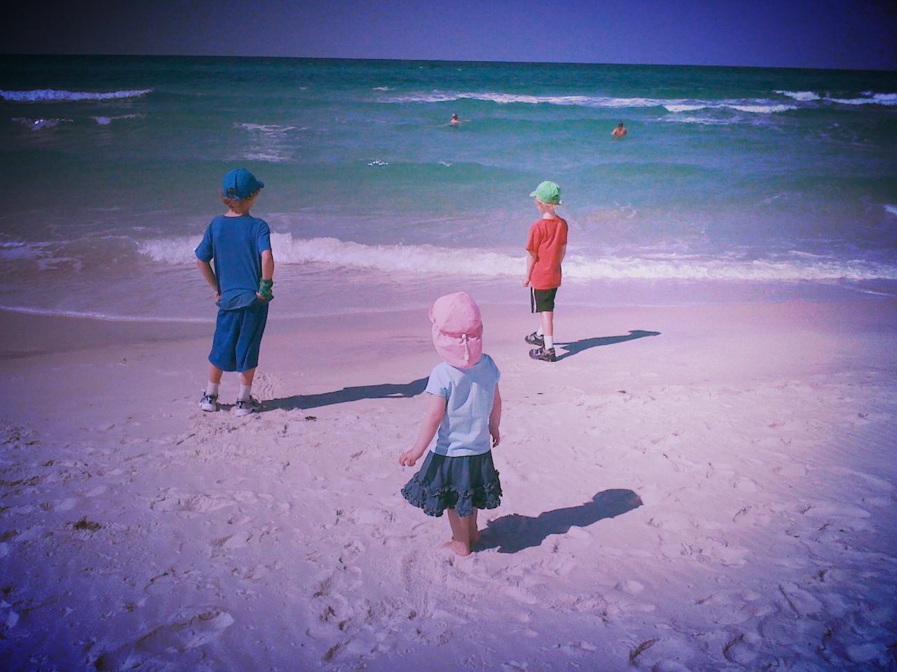 wise child beach pic