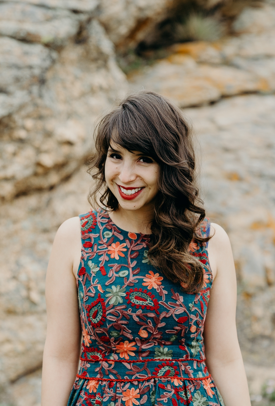 PAOLA. ( Pronounced Pah-oh-lah)    I am a lover of anime, tea and succulents! I am originally from Guadalajara, Mexico, but I grew up in Boulder, Colorado! My parents made sure I never forgot my Spanish, so I am fluent in Spanish and English. Even though I love photography, I have a degree in nutrition and enjoy learning how food can affect our body in a positive or negative way.