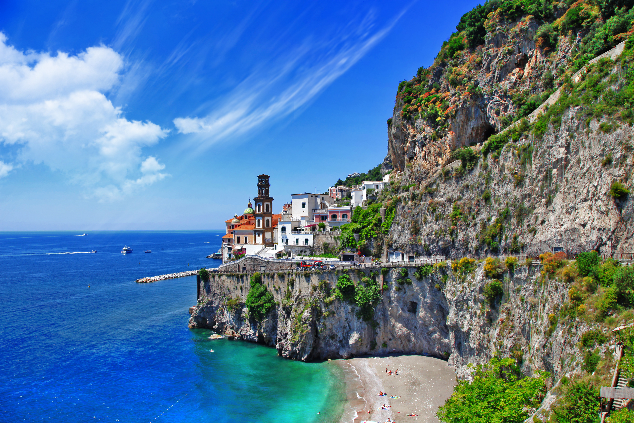 Emerald Coast Atrini Italy
