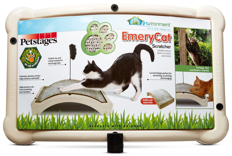 Emery Cat Scratcher - NEW - Environment Design - Earth Friendly