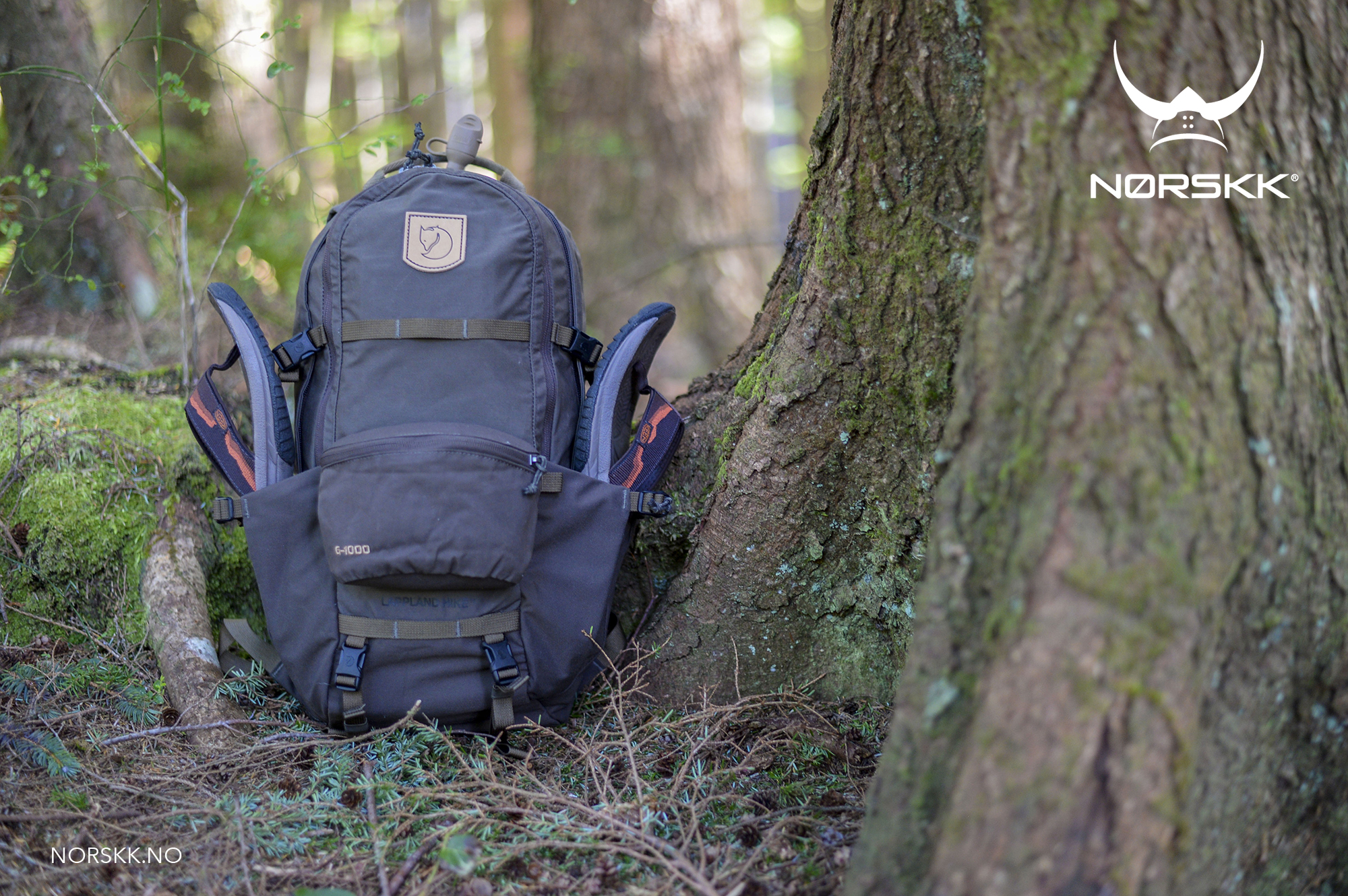 Fjällräven Lapland Hike 15 pack