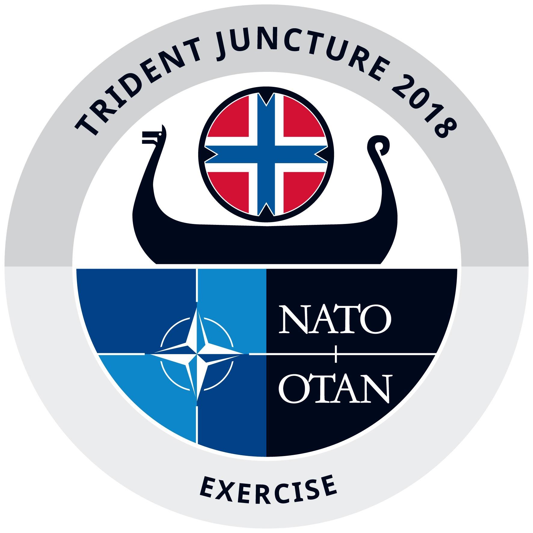Trident Juncture 2018 Logo