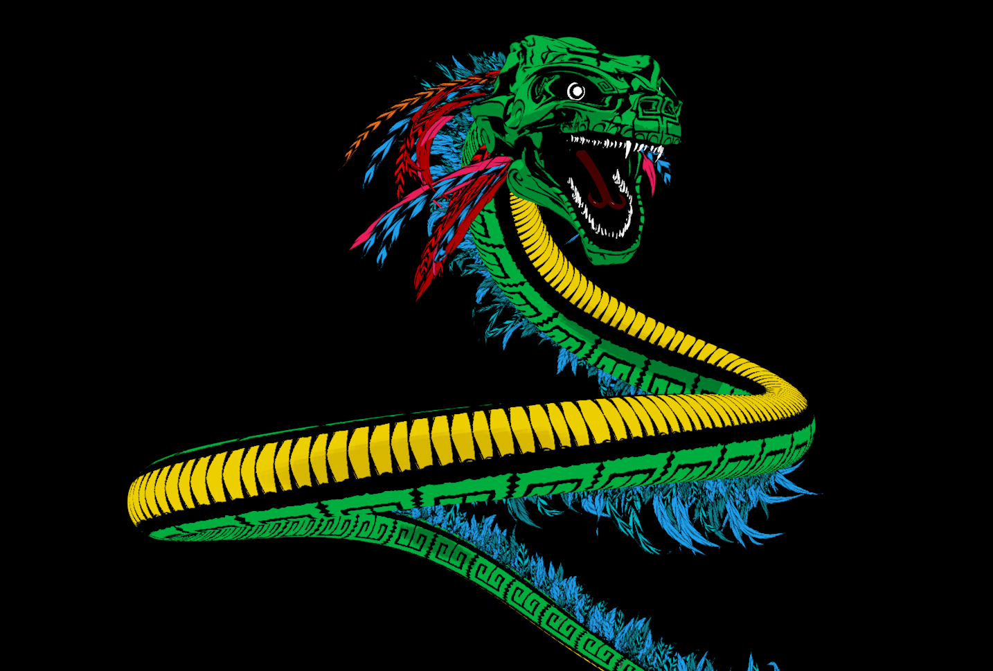Rev 2 Quetzalcoatl Design