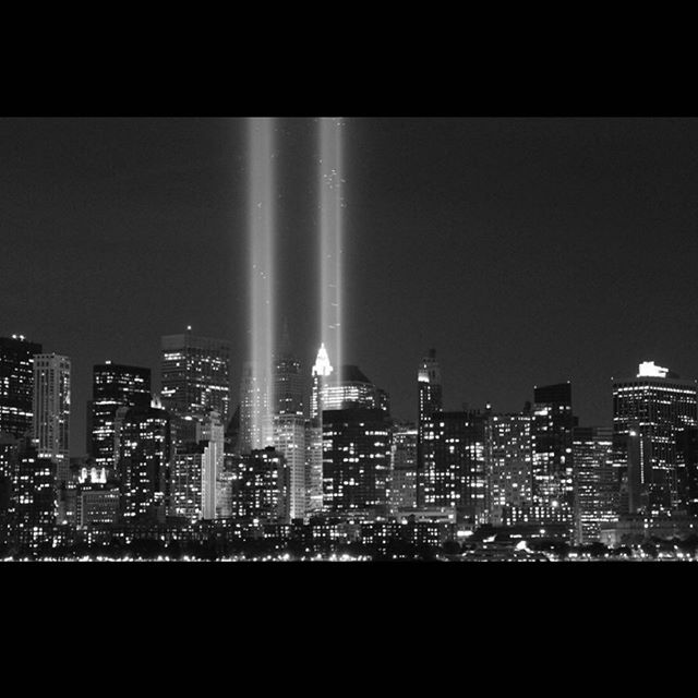 To all that lost their lives, we will never forget. #911 #september11 #neverforget