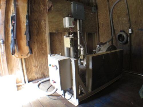 2 OF 2 Bauer K15 compressors