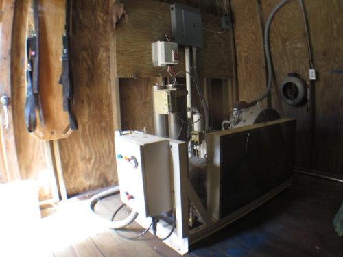 1 OF 2 Bauer K15 compressors