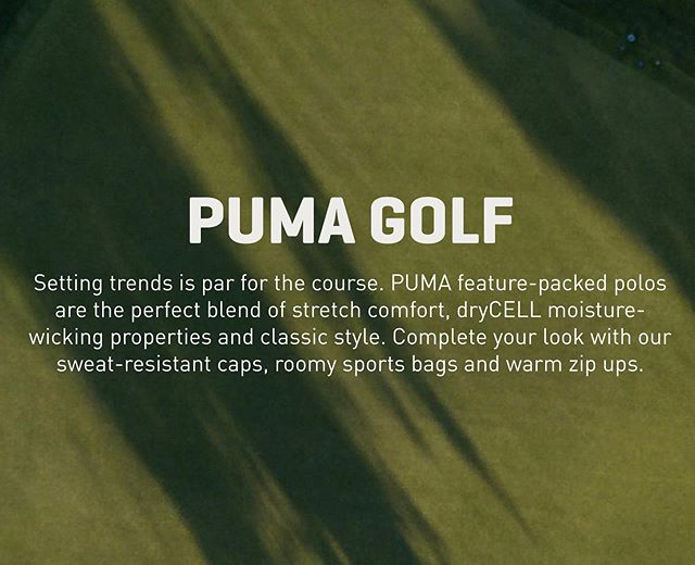 We still don't know about the orange pants, maybe some people can pull it off #pumagolf #orangepants