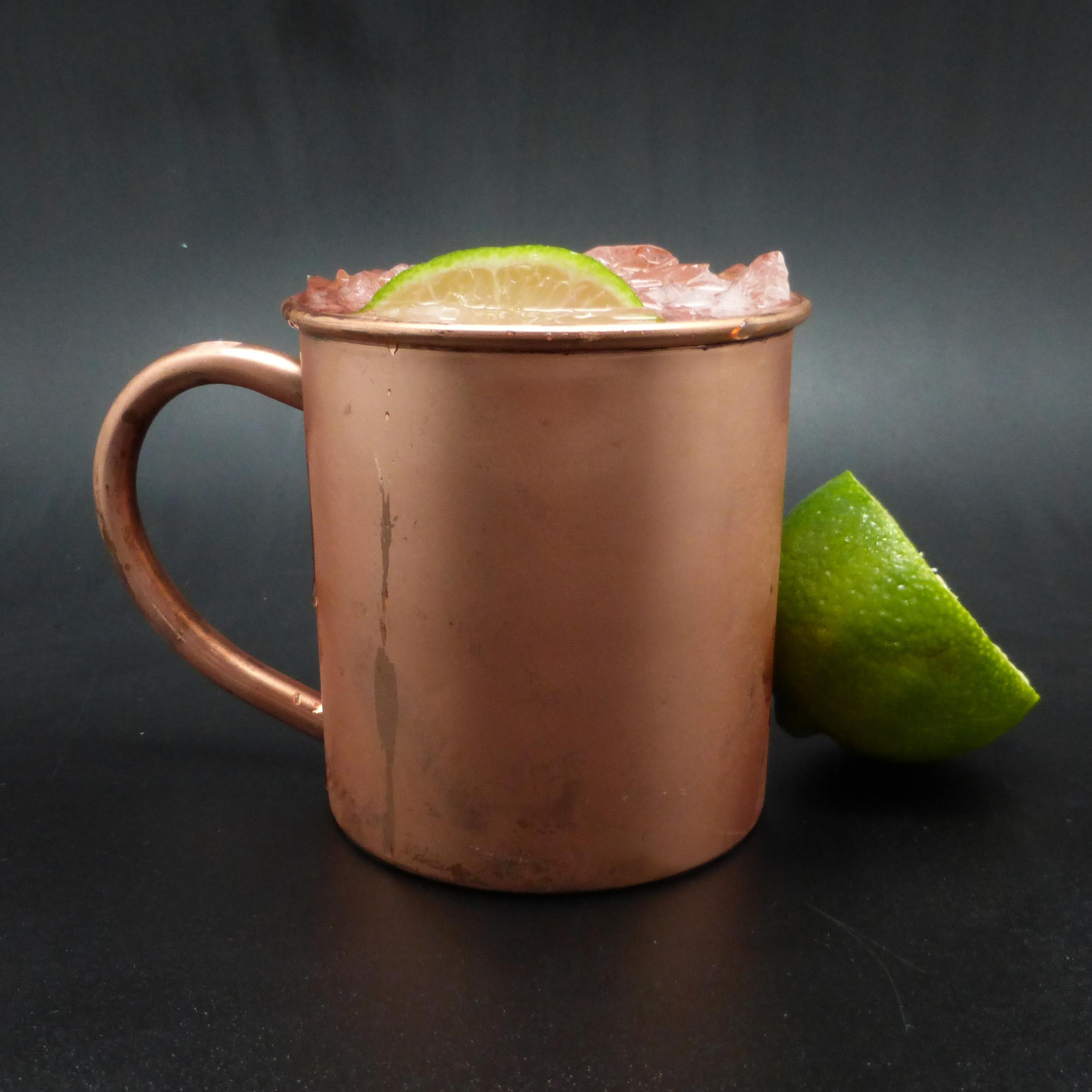 Pickers Vodka Mule