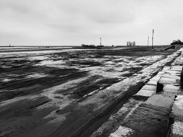 #chicagoartist #winter2016 #chicago #chicagogram #lakemichigan #landscape