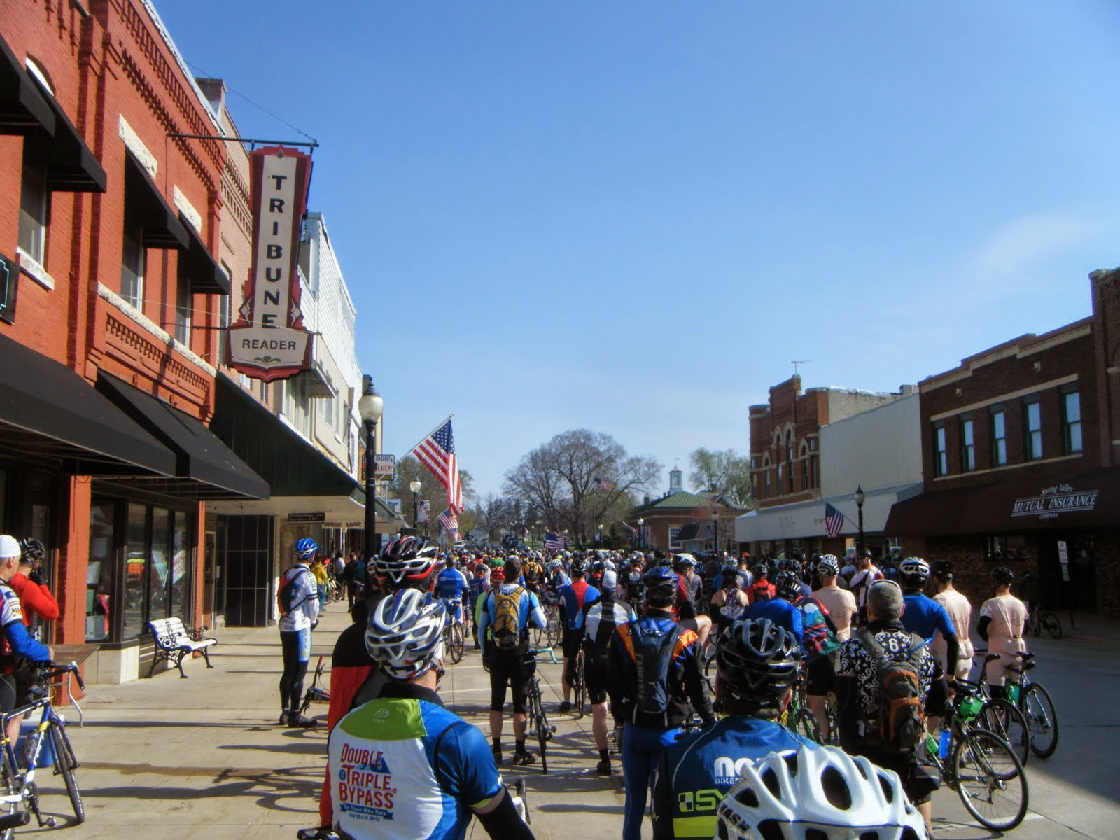 At the start of Almanzo.