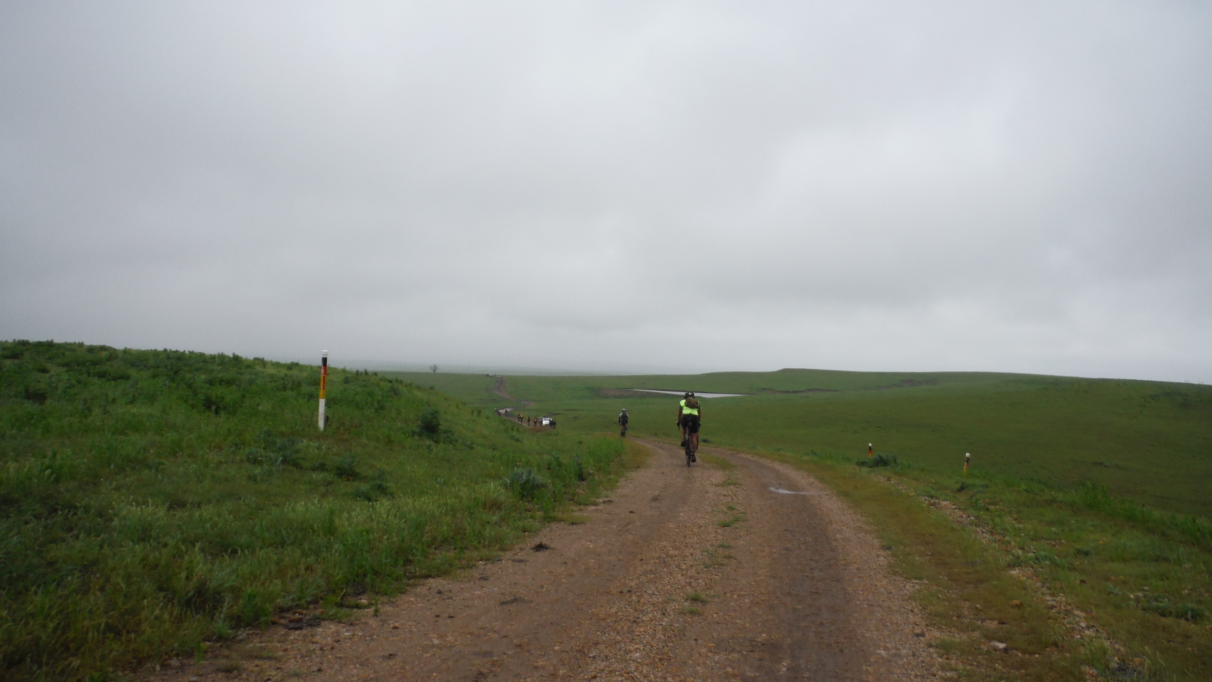 Oh yeah, the Flint Hills... they go and go . . .