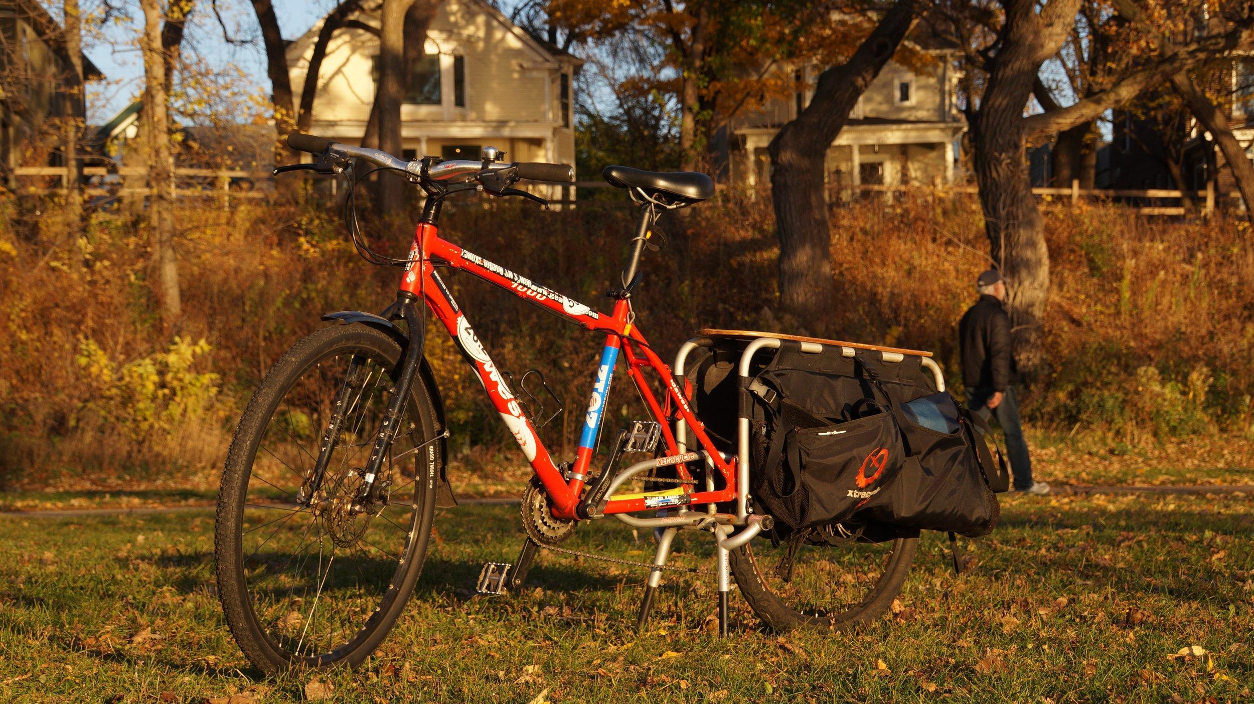 xtra-cycle free radical