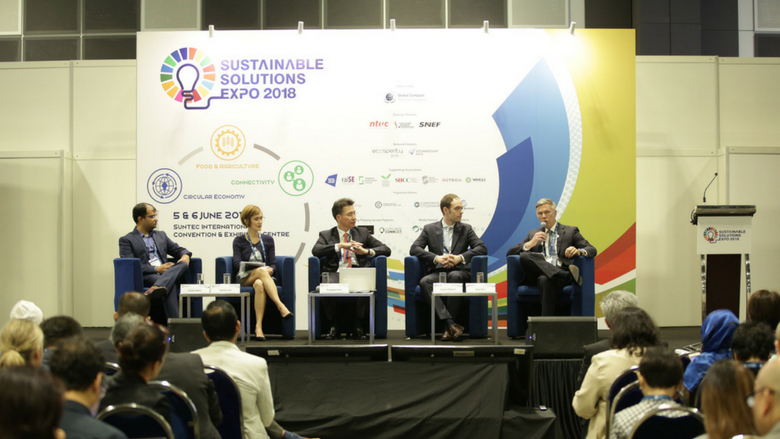 Images courtesy of Global Compact Network Singapore -  Flickr