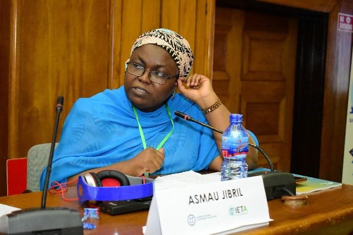 Asmau Jibril, Federal Ministry of Environment, Nigeria