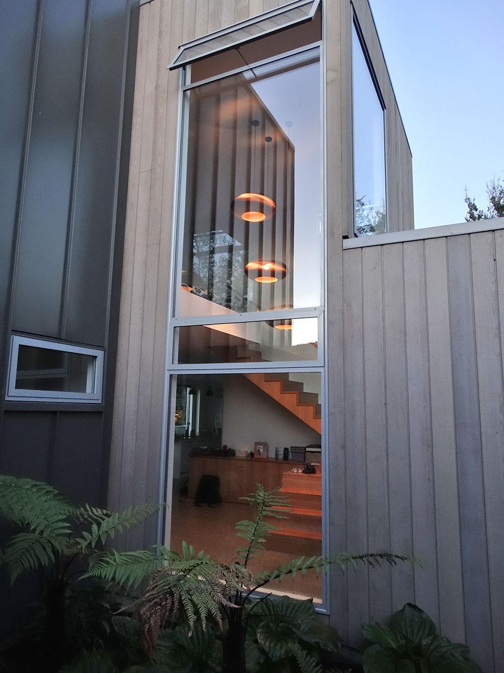 Western feature window