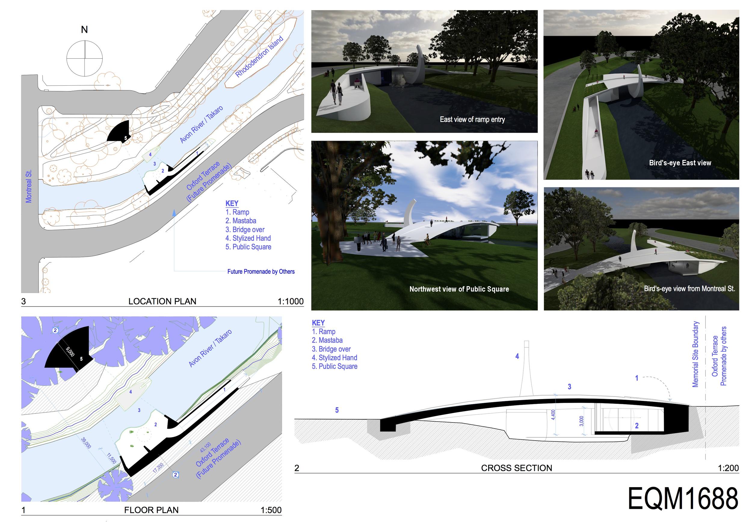 EQ Memorial plan