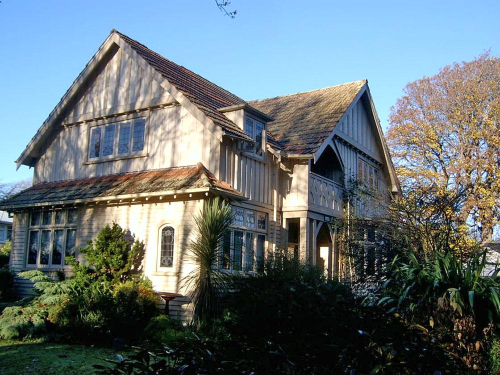 Reidie house before