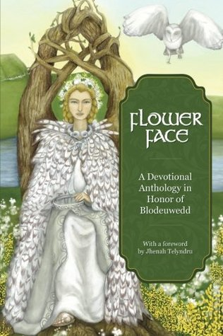 """""""I never realized how tight I was holding on; Thankfully Blodeuwedd isn't prone to bruisin'.""""  From the poem """"Emergence"""" (published under the name Nimue)  This poem appears as part of the anthology, """"Flower Face: A Devotional Anthology in Honor of Blodeuwedd"""", available from Ninth Wave Press."""