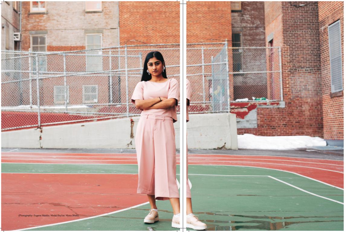 Photo by Eugene Maddy. Model: Mona Bhatt