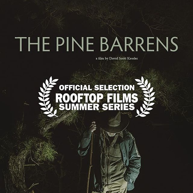 I'm very excited to announce that The Pine Barrens is an official selection in the 23rd annual Rooftop Films Summer Series.  @rooftopfilms is an amazing festival in Brooklyn N.Y. that champions independent films and filmmakers with unique outdoor screenings.  This summer we will screen The Pine Barrens in the beautiful, gothic Green-Wood Cemetary, complete with live score by The Ruins of Friendship Orchestra in an immersive Pine Barrens event featuring live music, art, and drinks.  July 20th, Green-Wood Cemetary Brooklyn N.Y.  stay tuned for tickets.  Official announcement in Indiewire. Bio for link. . . . . . . . #filmfest #pinebarrens #indiefilm #brooklyn #documentary #pines #rooftopfilms #nj #njpinelands #filmfestival