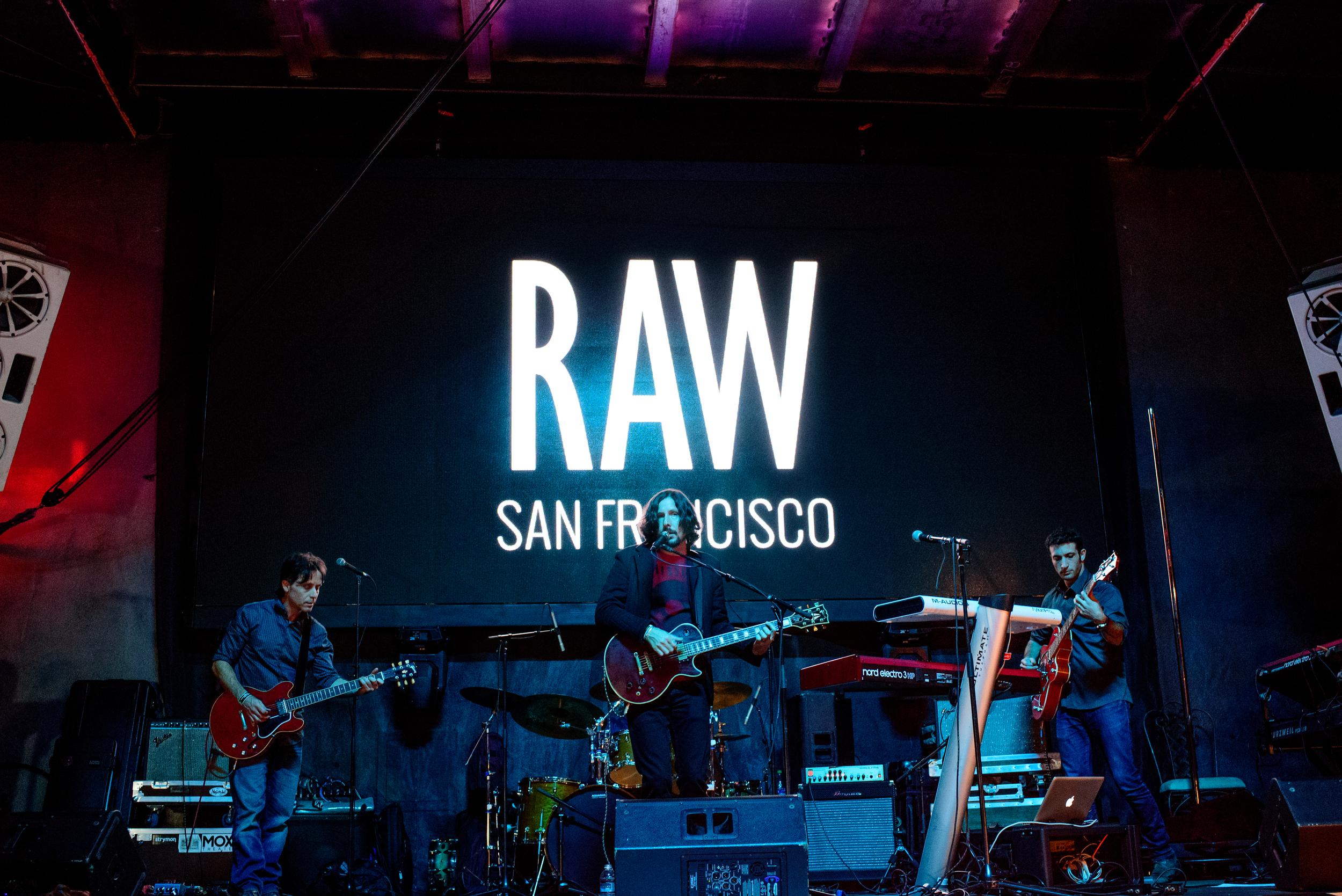 Live at RAW SF Showcase 1-27-16