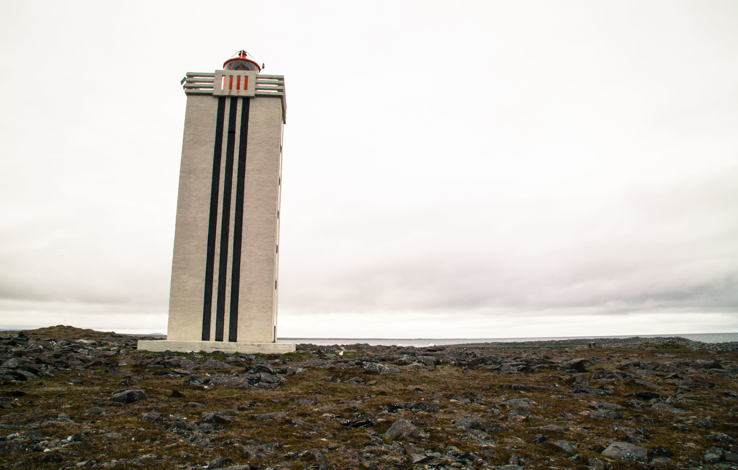 Northernmost Point in Iceland- Hraunhafnartangi