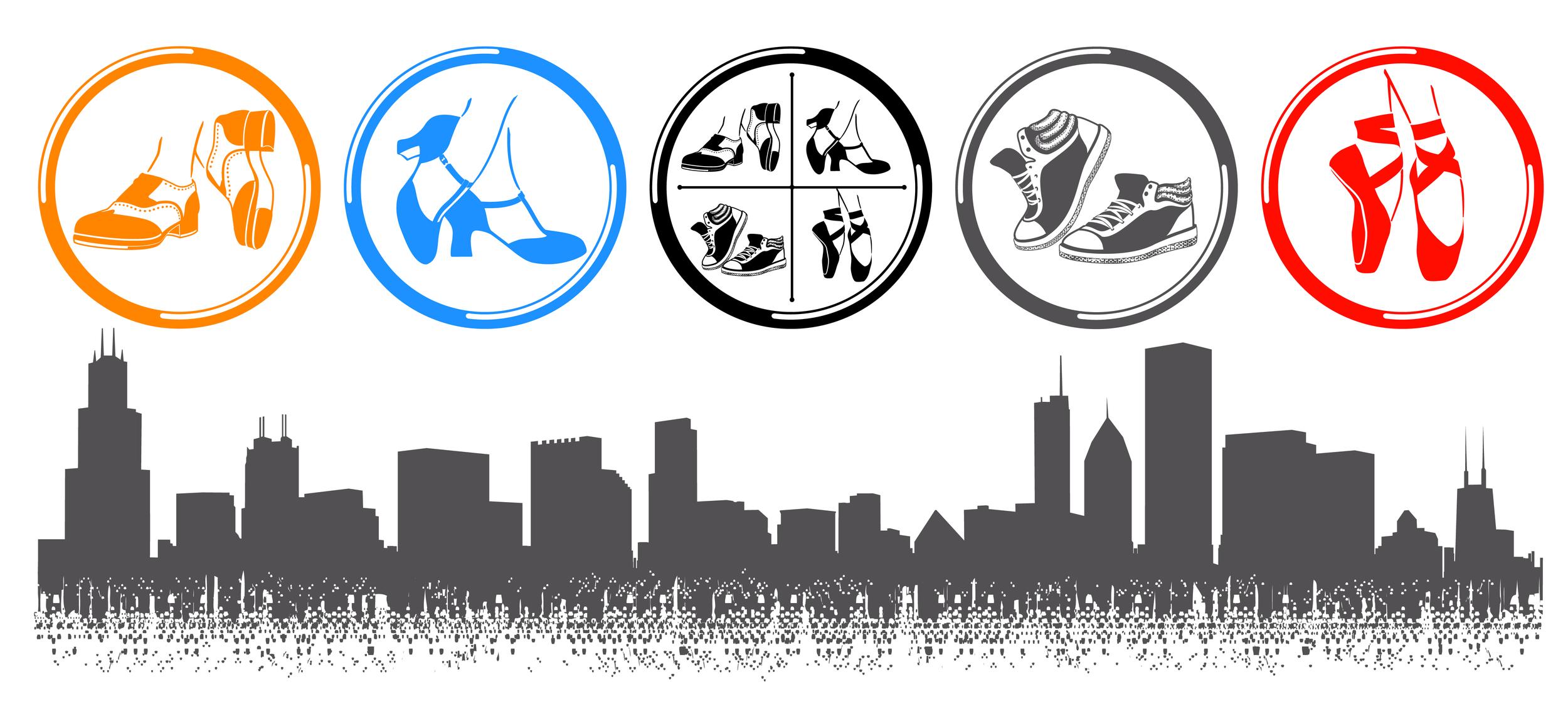 Screenprint Designs for  Motionwear LLC.