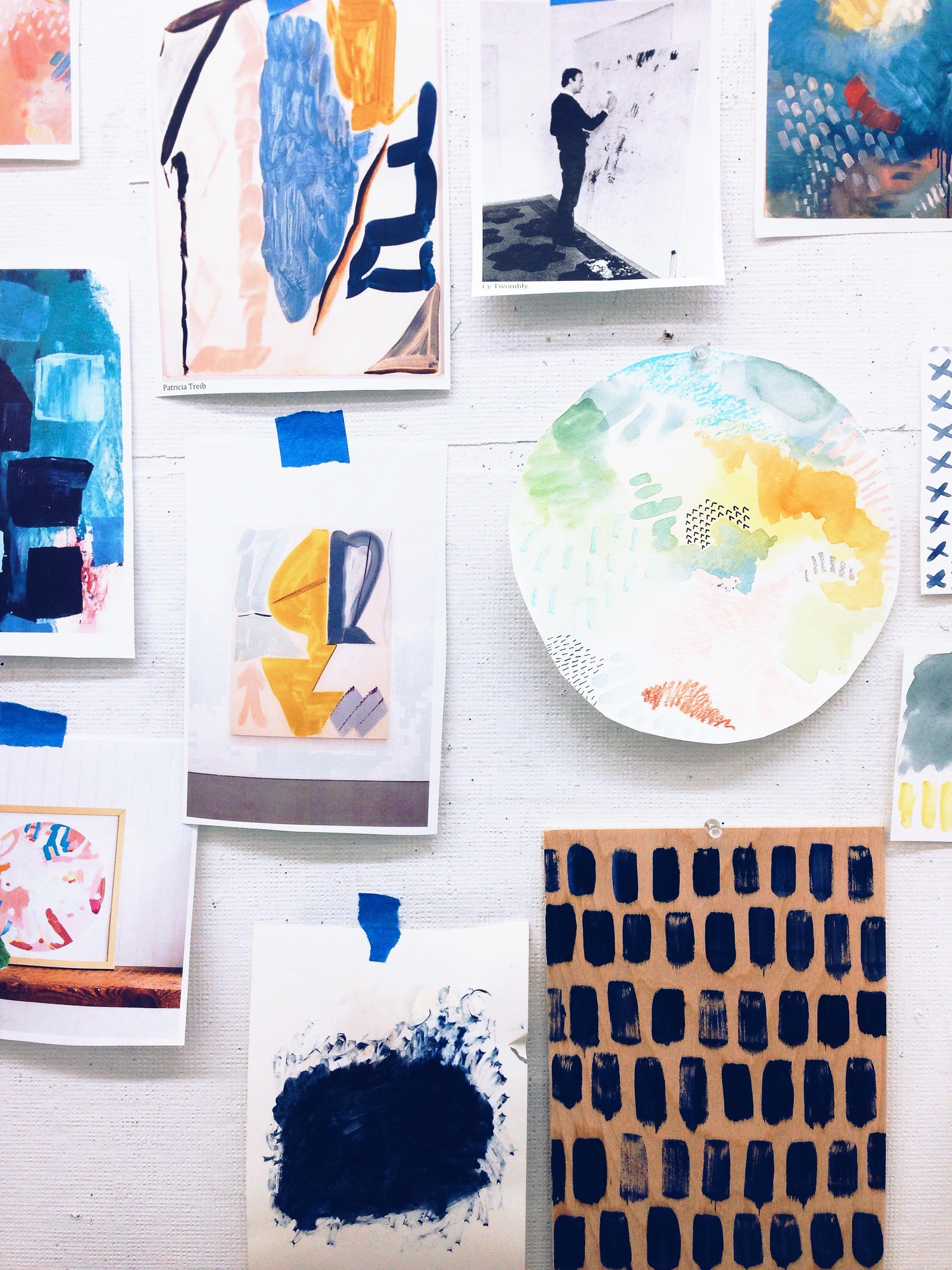 Studio Happy Wall 2015